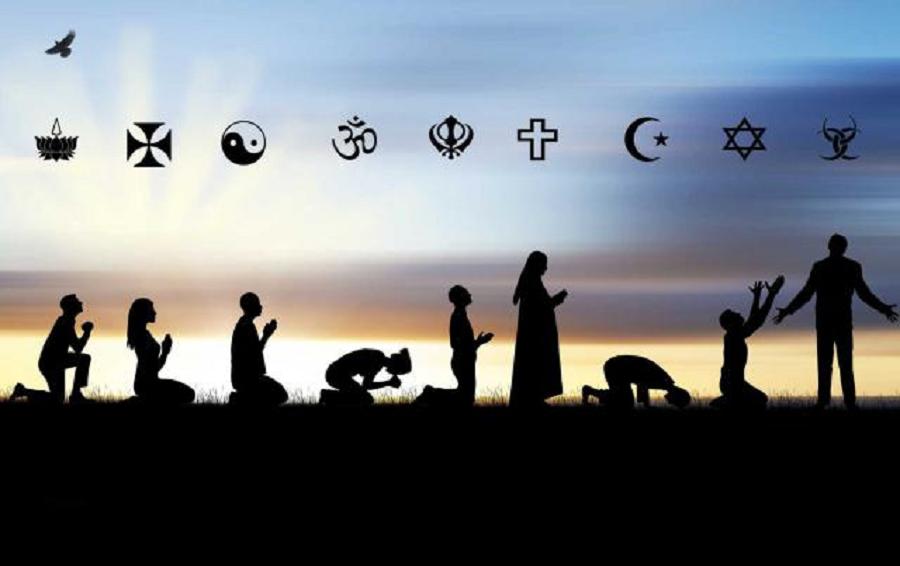 Religious Confusion…
