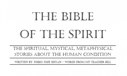 The Bible Of The Spirit